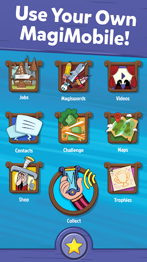 MagiMobile – Mighty Magiswords screenshot 9