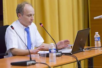 Photo: Olivier Lefebvre, sous directeur des systèmes d'information et des études statistiques, DGESIP/DGRI, ministère de l'Enseignement supérieur et de la Recherche- Photo Olivier Ezratty