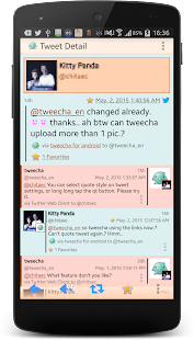Tweecha Prime for Twitter- screenshot thumbnail