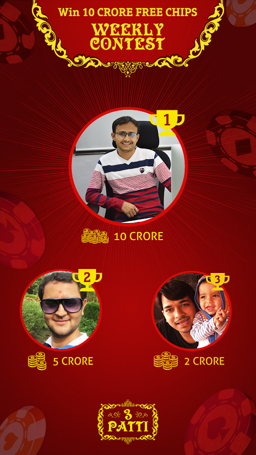 Teen Patti Indian Poker- screenshot