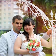 Wedding photographer Irina Snegireva (Snegirina). Photo of 22.01.2014