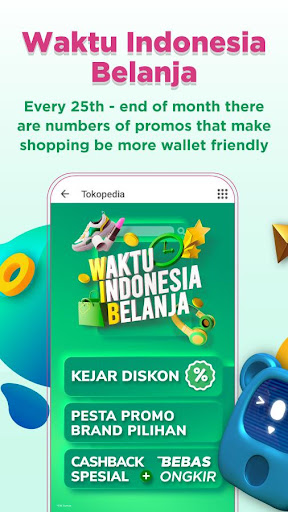 Tokopedia 3.86 Screenshots 4