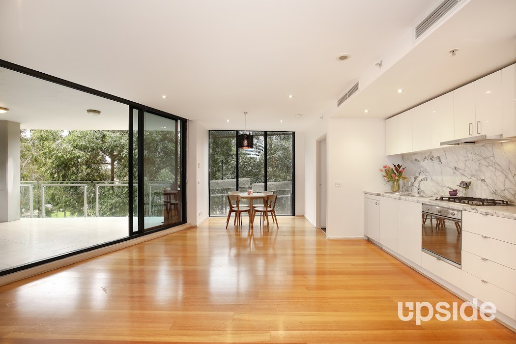 Main photo of property at 202/8 Waterview Walk, Docklands 3008