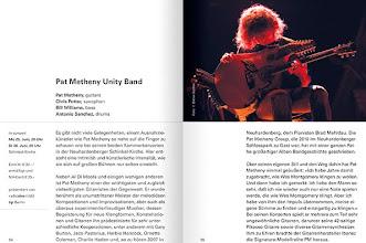 Photo: Pat Metheny, guitars, NEUHARDENBERG 2011 © Detlev Schilke - Alle Rechte vorbehalten!