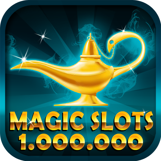 Huge Luck Magic Slots Game Android APK Download Free By Interlab Arts Ltd