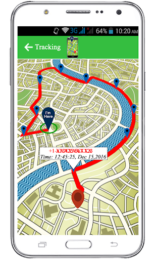 GPS Phone Tracker: Offline Mobile Phone Locator 1.25 screenshots 2