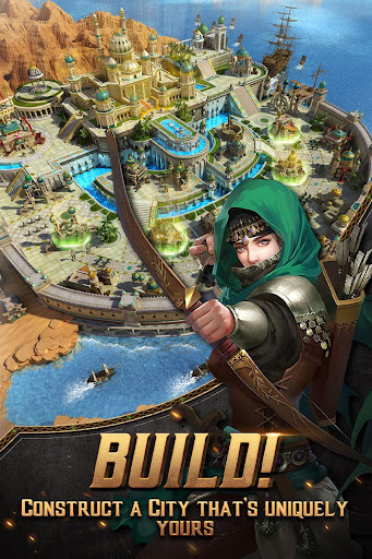 Conquerors: Clash of Crowns Android app 4