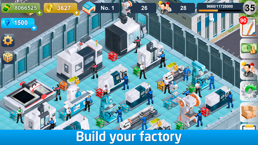Industrialist – factory development strategy 1.711 screenshots 1