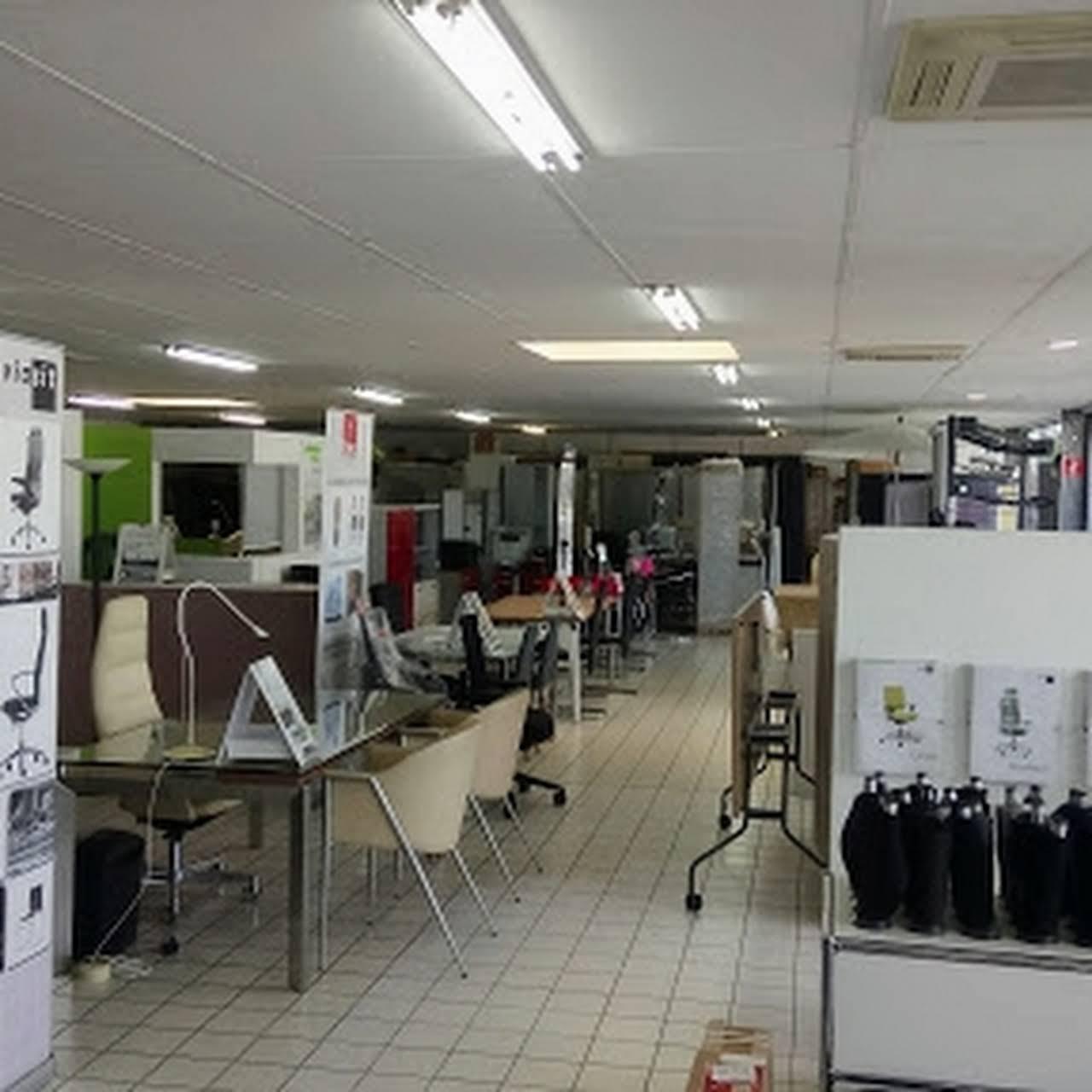 StraBURO boutique de vente de mobilier de bureau