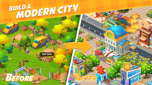 Farm City : Farming & City Building 2.3.2 screenshots 11