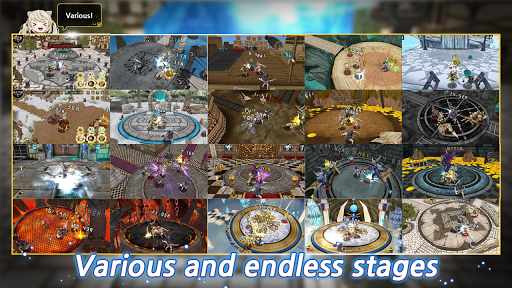 Fantasy Tales - Idle RPG 1.58 screenshots 5