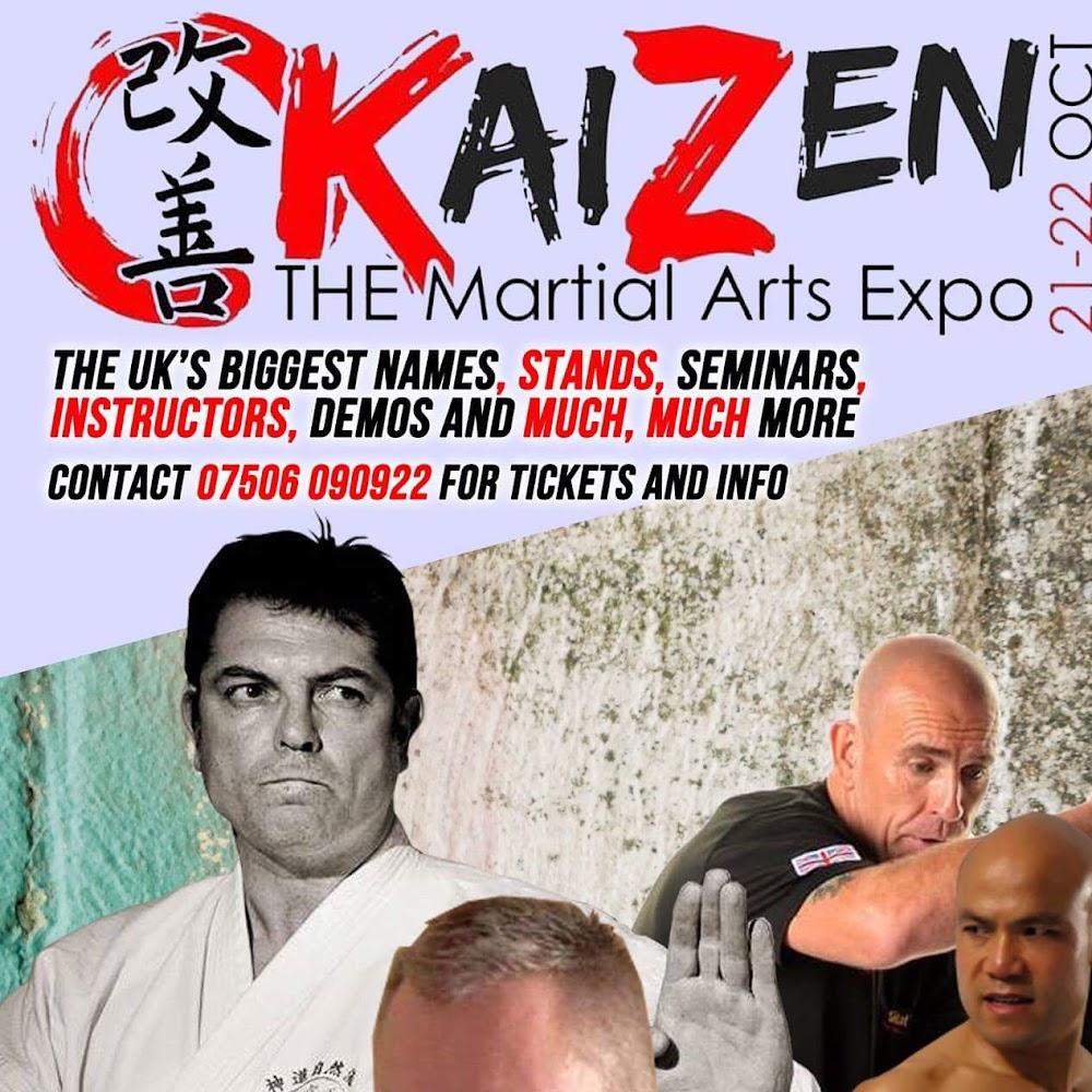 Kaizan Martial Arts Expo