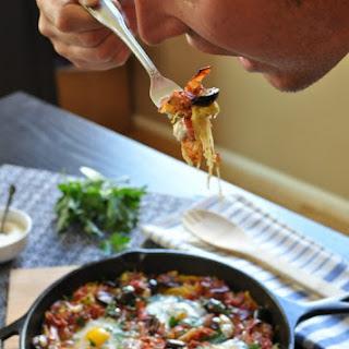 Italian Spaghetti Squash Breakfast Casserole – Low Carb, Gluten Free, Paleo.