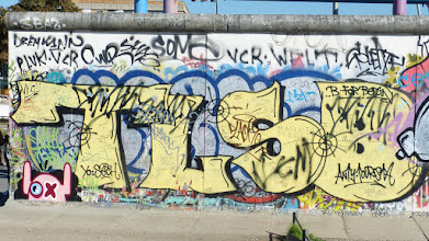 Photo: Backyard East Side Gallery