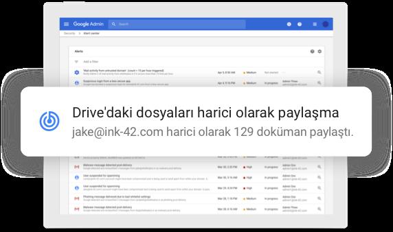 Gmail işletme sürümü