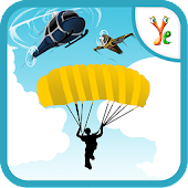 Parajumper Shooting Game