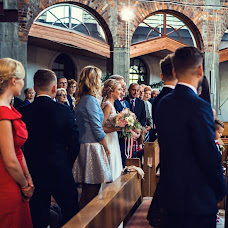 Wedding photographer Magdalena i tomasz Wilczkiewicz (wilczkiewicz). Photo of 13.10.2017