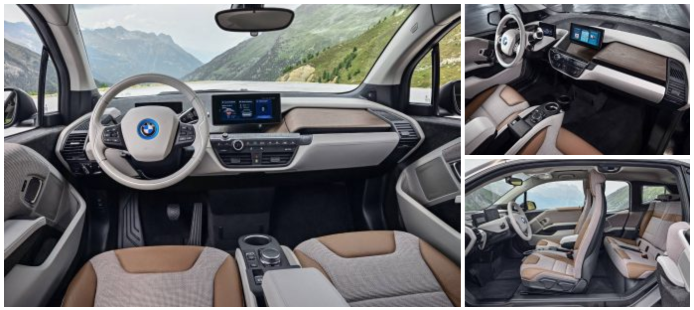 Design Intérieur BMW i3