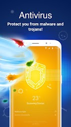 Clean Master - Antivirus, Applock & Cleaner APK screenshot thumbnail 2