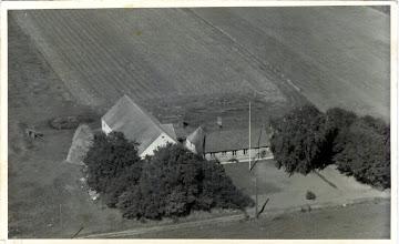 Photo: Kristian Brøndums gård i Vrå, Sødalvej 5