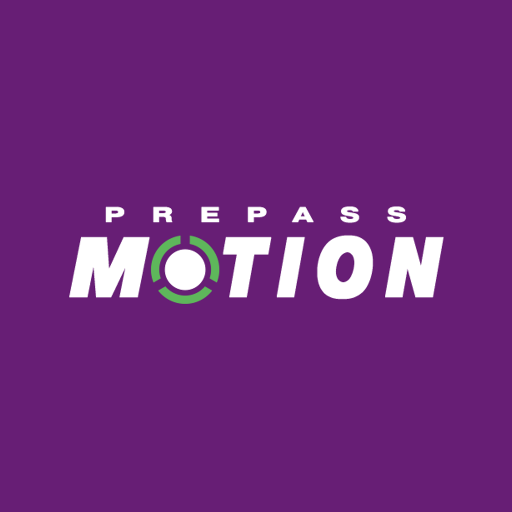Icon for PrePass MOTION
