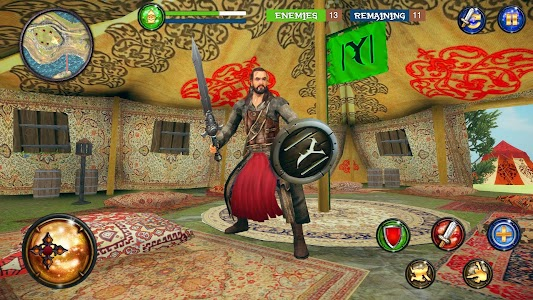 Ertugrul Ghazi: Sword Fighting of Ottoman Empire 1.2