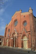 Photo: Cattedrale Santa Maria Assunta (XIV sec.) - La facciata