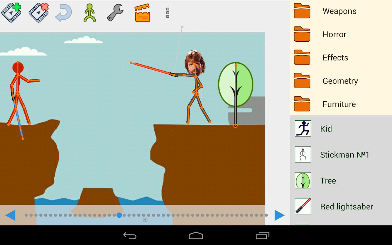 Draw Cartoons- screenshot