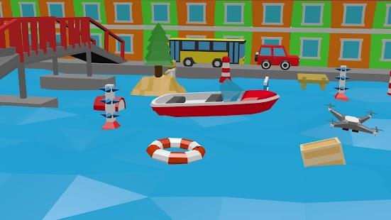 Boat driver! - náhled