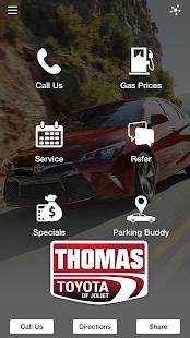 Thomas Toyota - náhled