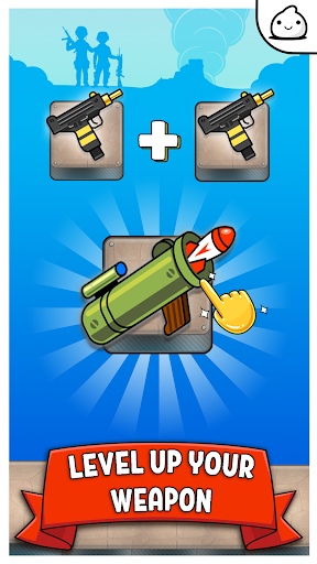 Merge Weapon! -  Idle and Clicker Game 1.07 screenshots 1