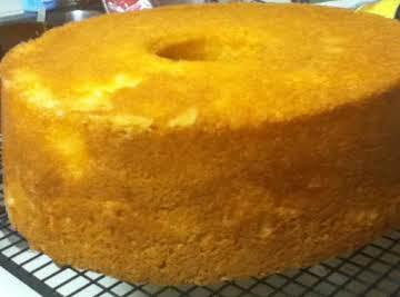 Grandmomma's Fabulous Easy Pound Cake