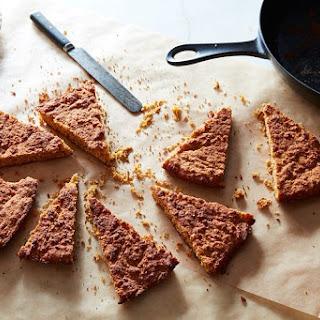 Sesame Brown-Butter Cornbread