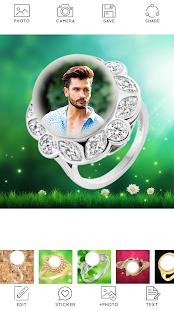 Love Ring Photo Frames - náhled