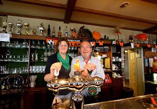 Photo: Serie Op Cafe. Cafe In Holland Castelre. Tekst en foto's Leon Krijnen