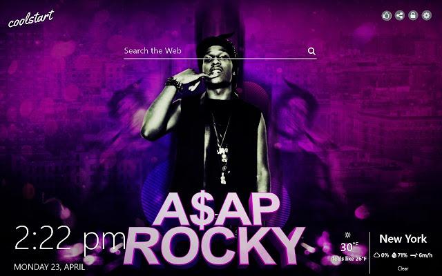 ASAP Rocky HD Wallpapers Hip Hop Music Theme