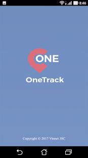OneTrack - náhled