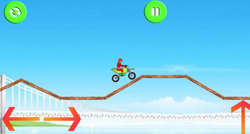 Motorbike Ranger Screenshot