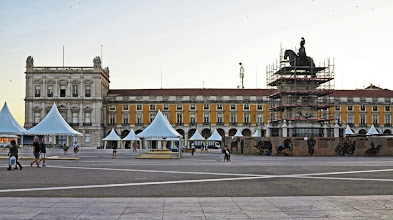 Photo: Plaça do Comércio