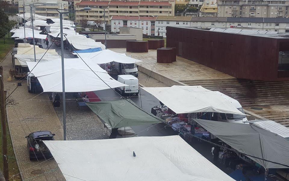 Nova Feira Semanal de Lamego garante melhores condições aos feirantes