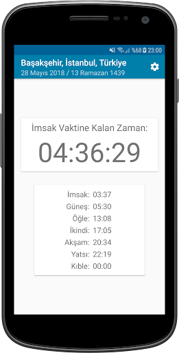 Prayer Times & Azan Alarm screenshot 2