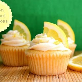 Lemon Coconut Cupcakes