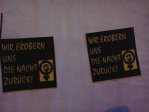 Photo: Street harassment dress code in Berlin, Germany