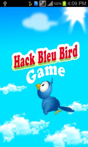 Bleu Hack Bird