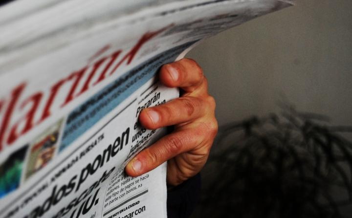 Leggere il quotidiano di silvvv