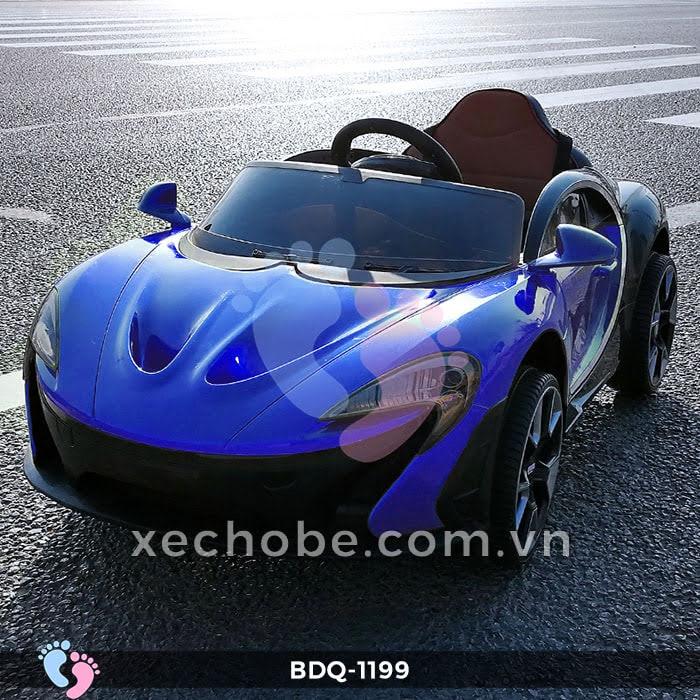 Xe hơi điện trẻ em BDQ-1199 McLaren 16