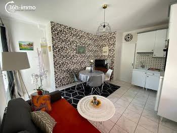 Appartement 2 pièces 28,43 m2