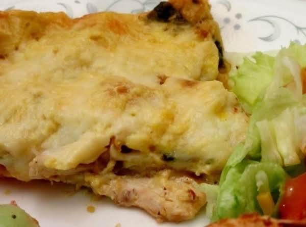 Marcela's Corn & Poblano Lasagna Recipe