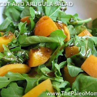 Apricot and Arugula Salad.