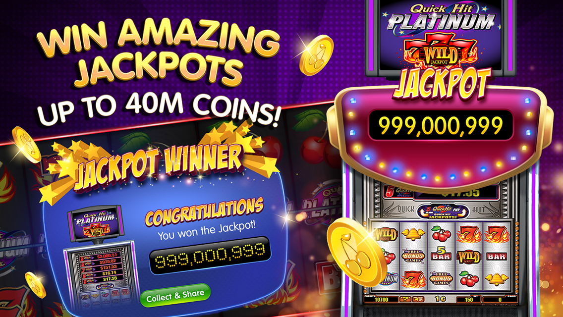 free quick hit vegas slots